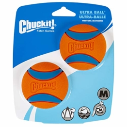 Chuckit! Ultra Ball Medium 2-er Pack - 1