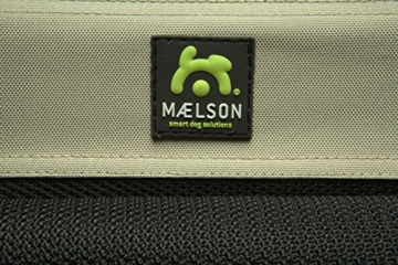 Maelson Soft Kennel faltbare Hundebox -beige - S 72 - (72 x 52 x 51 cm) - 10