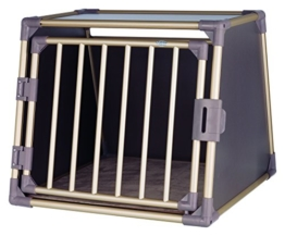 Trixie Transportbox, taupe - champagner - 1